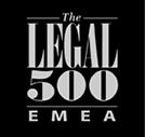 Logo Legal 500 EMEA